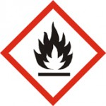 SGH 02 facilement inflammable, extrmement inflammable